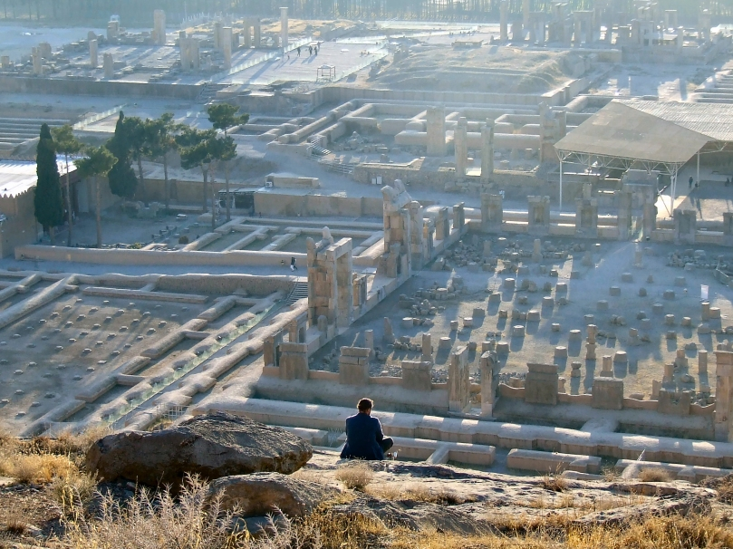 Reflecting on Persepolis